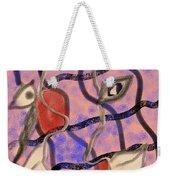 Love Between Dimensions Weekender Tote Bag