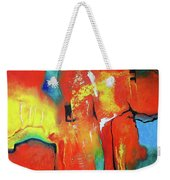 The Passage Of Power Weekender Tote Bag