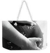 Love Blooms Weekender Tote Bag