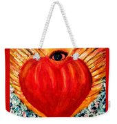 Love Comes From Within Is Forever By V.sisk Weekender Tote Bag