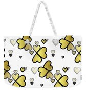 Love Connection - Valentines Weekender Tote Bag