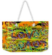 Love Contest Weekender Tote Bag