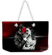 Love Couple 2 Weekender Tote Bag