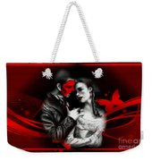 Love Couple 3 Weekender Tote Bag