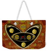 Love Day And Night And In The Future Weekender Tote Bag