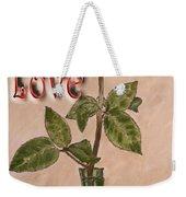 Love Eternal Weekender Tote Bag
