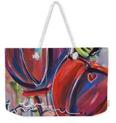 Love For You No.3 Weekender Tote Bag