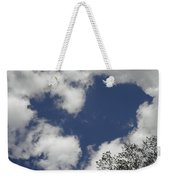 Love From Above Weekender Tote Bag