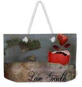 Love Growth - V2t1 Weekender Tote Bag