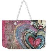 Love In All Things Weekender Tote Bag