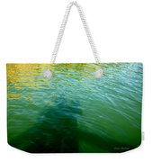 Love In The Afternoon Weekender Tote Bag