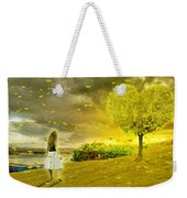 Love Is All Around Us And So The Feeling Grows Weekender Tote Bag