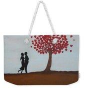 Love Is All You Need Weekender Tote Bag