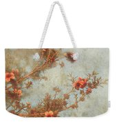 Love Is In Bloom Weekender Tote Bag by Laurie Search