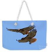 Courtship Love Is In The Air Weekender Tote Bag