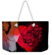 Love Is In The Air Weekender Tote Bag