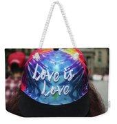Love Is Love Weekender Tote Bag