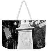 Love Makes Memory Eternal Weekender Tote Bag