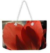 Love Of A Tulip Weekender Tote Bag