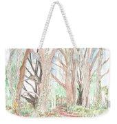 Love Of Nature Weekender Tote Bag