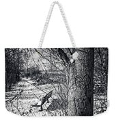 Love On A Tree Weekender Tote Bag by CJ Schmit