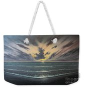 Love Over Gold Weekender Tote Bag