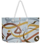 Love Peace And Hope Weekender Tote Bag