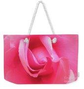 Love Pink Weekender Tote Bag