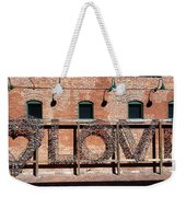 Love Promises Weekender Tote Bag