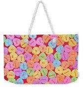 Love Songs 3 Weekender Tote Bag