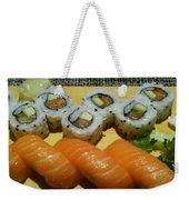 Love Sushi Weekender Tote Bag