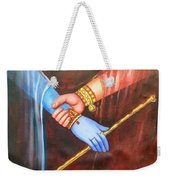 Symbol Of Love Weekender Tote Bag