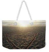 Love The Beach Weekender Tote Bag