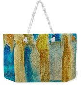 Love Triangle Weekender Tote Bag