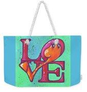 Love Tulips Weekender Tote Bag
