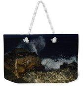 Love Wave Weekender Tote Bag