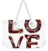 Love You To Death Weekender Tote Bag