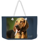 Loveable Hound Weekender Tote Bag