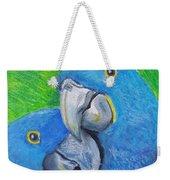 Lovebirds Weekender Tote Bag