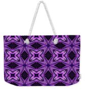 Lovely As A Purple Thought Weekender Tote Bag
