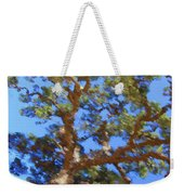 Lovely As A Tree Weekender Tote Bag