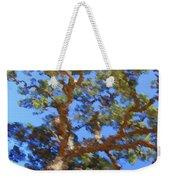 Lovely As A Tree Weekender Tote Bag