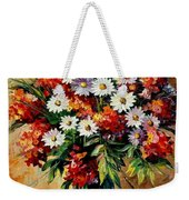 Lovely Bouquet Weekender Tote Bag