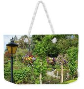 Lovely Day In The Garden Weekender Tote Bag by Carol Groenen