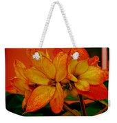 Lovely Flowers1 Weekender Tote Bag