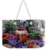 Lovely Garden  Weekender Tote Bag