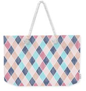 Lovely Geometric Pattern Vi Weekender Tote Bag