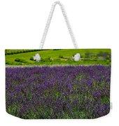 Lovely Lavender  Weekender Tote Bag