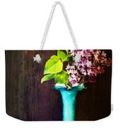 Lovely Lilacs Weekender Tote Bag