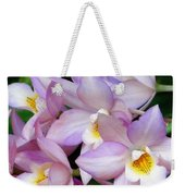 Lovely Orchid Family Weekender Tote Bag